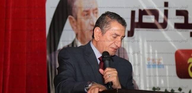 محافظ كفر الشيخ ينعى شهيد سيناء: الإرهاب لن ينال منا