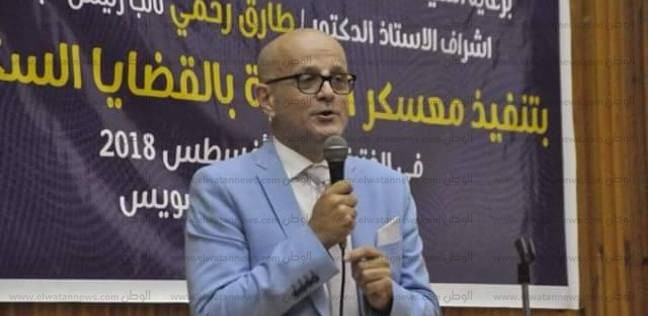 انطلاق معسكر تثقيف الأقران للإبداع في جامعة القناة عن القضايا السكانية