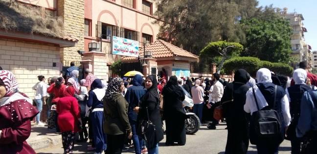 47 طالبا يمتحنون الدور الثاني بالثانوية العامة في بورسعيد