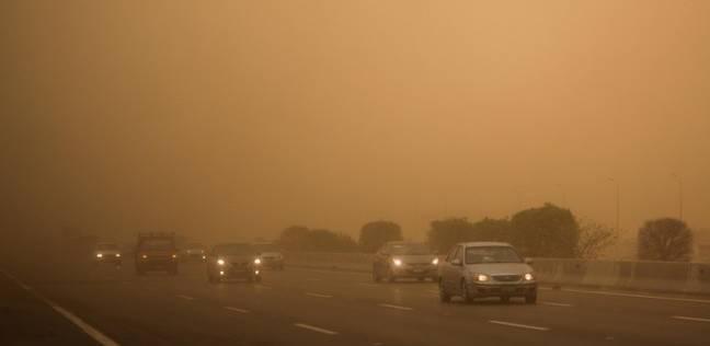 هبوب رياح وانخفاض في درجات الحرارة بشمال سيناء