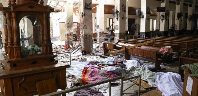 عاجل| ارتفاع عدد ضحايا تفجيرات سريلانكا لـ207 قتيلا