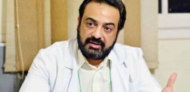 """حسام عبد الغفار: 5% من الإيدز و40% من """"فيروس سي"""" سببها الحقن غير الآمن"""