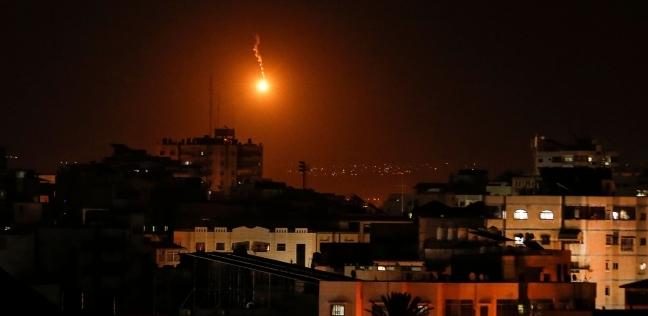 عاجل  طائرات الاحتلال تقصف مقر فضائية الأقصى في قطاع غزة للمرة الثانية