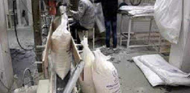 ضبط 600 رغيف خبز بلدي ناقص الوزن في حملة مكبرة بالبحيرة