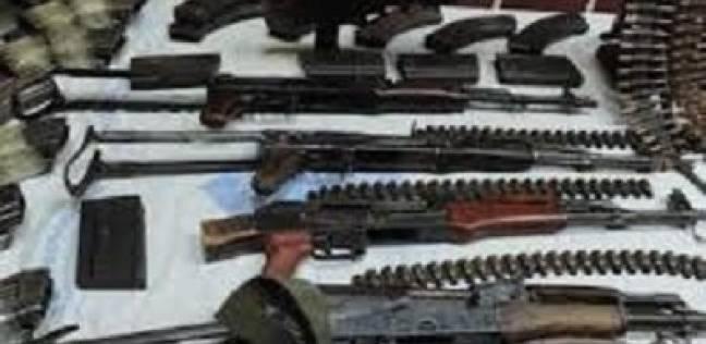 """""""البحث الجنائي"""" تضبط مزارعا لحيازته سلاح ناري دون ترخيص في المنيا"""
