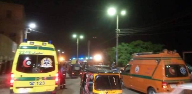 إصابة 10 أشخاص باشتباه تسمم إثر تناولهم وجبة سمك في الشرقية