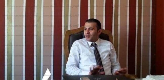 مصرع رئيس محكمة كفر الزيات في حادث سير