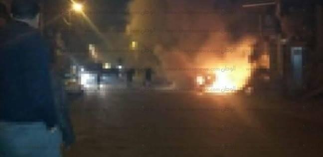 """مدير أمن دمياط: """"الأعطال الفنية"""" في خط الغاز قد تكون وراء الانفجار"""