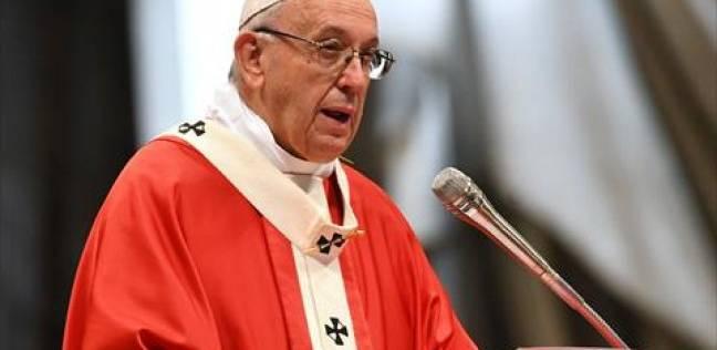 بابا الفاتيكان: لا يمكننا غضَّ الطرْف عن سوريا
