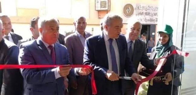 وزير التموين يفتتح فرع جهاز حماية المستهلك بأسوان - المحافظات -