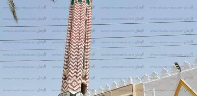 """افتتاح مسجد """"بر الوالدين"""" بالقصاصين استعدادا لرمضان"""