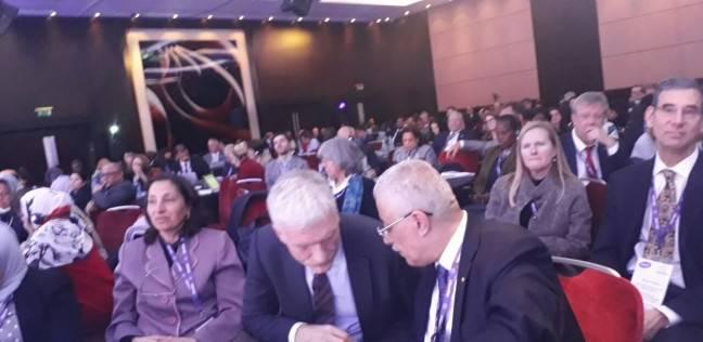 طارق شوقي يلقي محاضرة عن خطة مصر لإصلاح التعليم