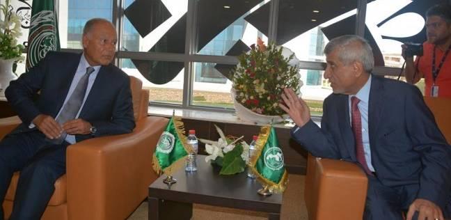 """أمين الجامعة العربية يدعو إلى دعم موازنة منظمة """"ألكسو"""""""
