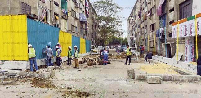 """""""مرور الجيزة"""" تغلق شارع القومية العربية في إمبابة لمدة شهر"""