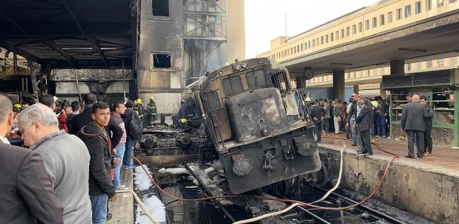 اتحاد الناشرين المصريين ينعى ضحايا حادث محطة مصر