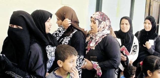 سيناء: حشود «الاستفتاء» تتحدى الإرهاب.. ومسيرات تدعو المواطنين للمشاركة.. والمرأة «الرهان الأقوى»