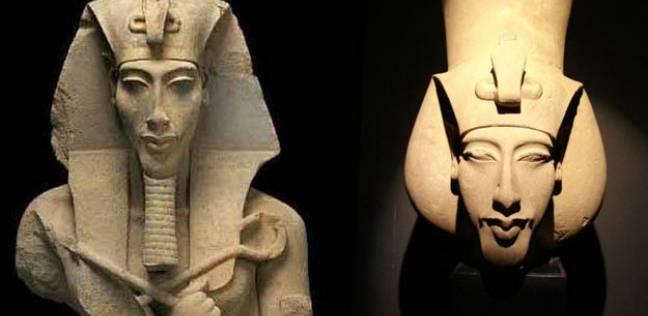 """كبير مفتشي الآثار بأسيوط: العثور على حجر أثري يعود إلى عهد """"إخناتون"""""""