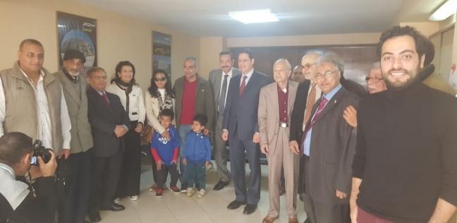 سفير مصر بالمغرب: المصريون بالخارج حريصون على مستقبل وطنهم