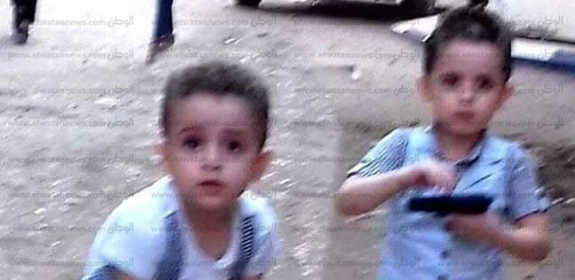 """تشييع جنازة طفلي """"ميت سلسيل"""" بالدقهلية: """"محمد وريان عصافير الجنة"""""""
