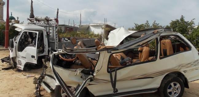 مصرع 3 وإصابة 25 في حوادث متفرقة بمطروح