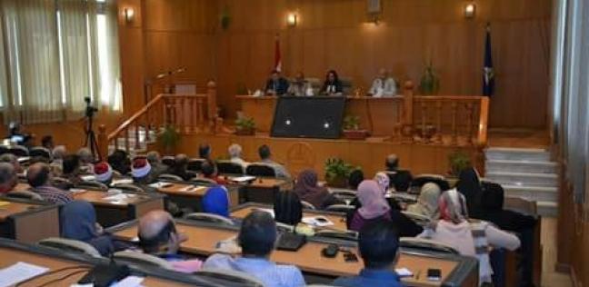 محافظ دمياط: مخالفات فورية للتاجر الممتنع عن وضع صندوق قمامة
