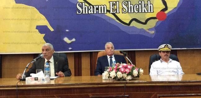 خالد فودة يطالب بطرح مصنع المخلفات الصلبة بشرم الشيخ في مناقصة عامة