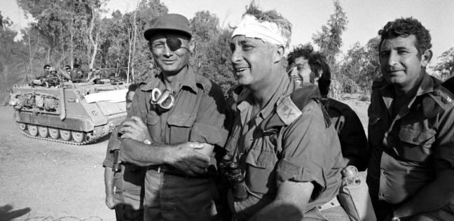 تسجيل صوتي لموشية ديان يأمر جيش الاحتلال الإسرائيلي بالانسحاب من سيناء