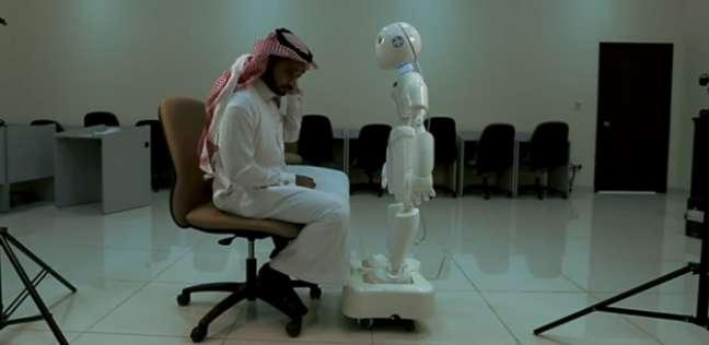 بالفيديو| مسالم.. روبوت سعودي يتحدث العربية