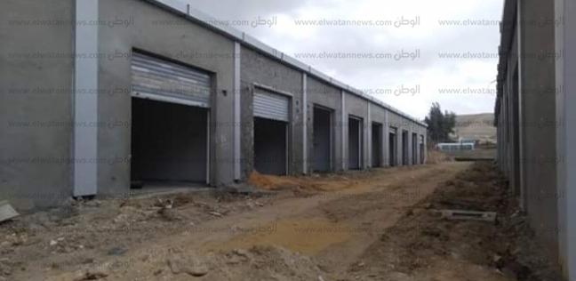 نائب محافظ القاهرة: تشطيب 133 محلا كمرحلة أولى لنقل ورش صقر قريش