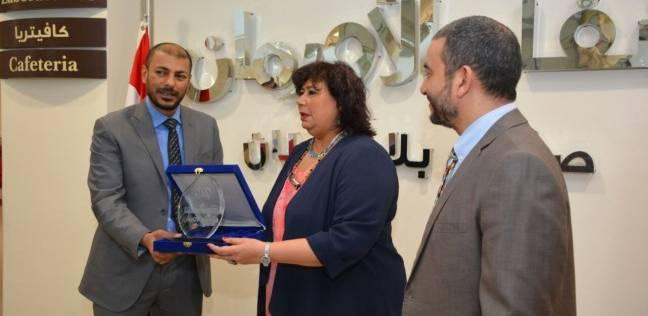 وزيرة الثقافة: مستشفى الأورمان لعلاج الأورام بالأقصر صرح طبي عملاق