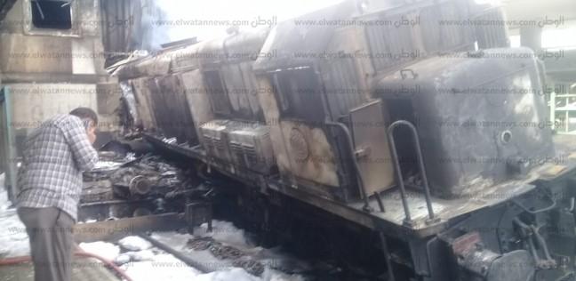 وزير النقل يشكل لجنة فنية لمعرفة أسباب «حريق محطة مصر»
