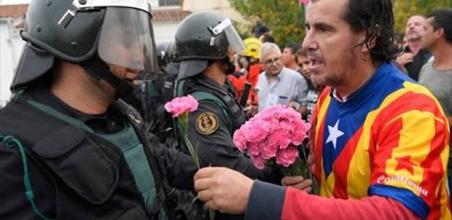 رئيس الوزراء الإسباني ينفي استخدام القوة في إقليم كتالونيا