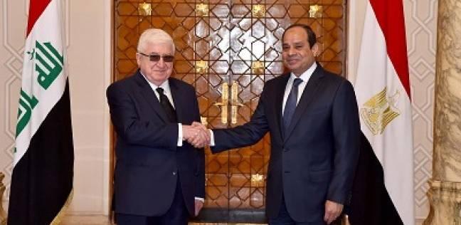 السوق العراقية تفتح شهية المصدرين المصريين للمشاركة فى «إعادة الإعمار»