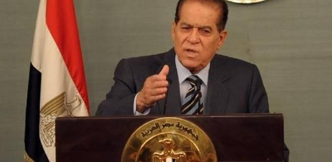 """المسلماني: """"الجنزوري"""" يعد نموذجا لرجل الدولة الجريء في اتخاذ القرارات"""