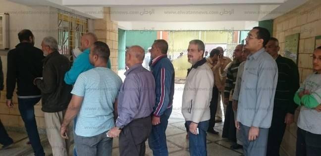 """عجوز عقب تصويتها بحدائق القبة: """"ضميري استريح"""""""