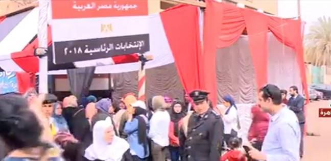توافد الناخبين على لجان كفر الشيخ في آخر أيام التصويت