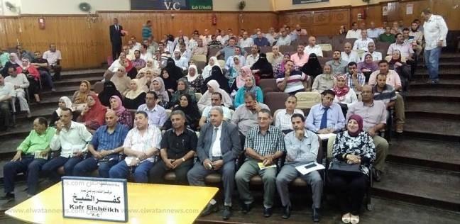 """عميد """"الخدمة الاجتماعية بكفر الشيخ"""": نثمن نجاح نظام التعليم الجديد"""