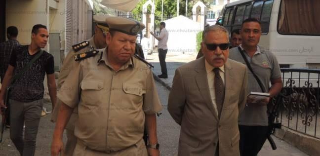 مدير أمن قنا: يوجه بتشديد الحراسة على الكنائس والمتهمين الخطرين