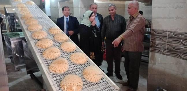 مدينة جمصة تنهي استعدادات شم النسيم.. وحملات لإحكام الرقابة التموينية