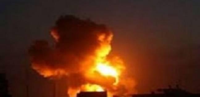 """النيابة العامة تباشر التحقيق في """"انفجار خط غاز دمياط"""""""