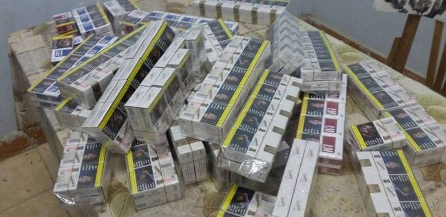 شرطة التموين: ضبط 22 قضية بيع سجائر بأعلى من سعرها