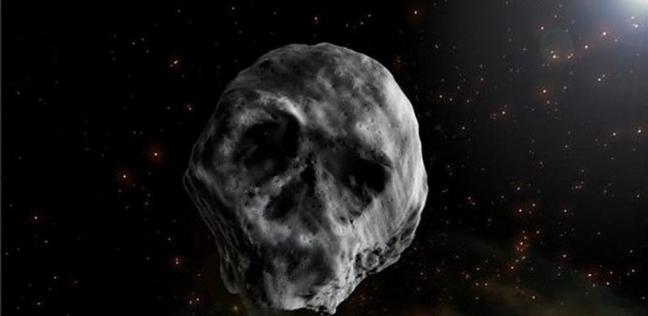 """الأرض على موعد مع كوكيب """"الجمجمة"""" في الهالوين"""