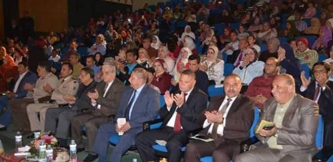 """محافظ الإسماعيلية يشهد حفل ختام الأنشطة المدرسية بـ""""تعليم المحافظة"""""""