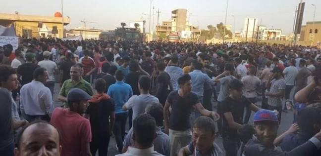 عاجل| سقوط قتيل في تظاهرة أمام مقر تنظيم مسلح جنوبي العراق