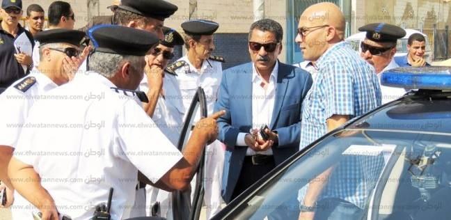 """مدير أمن الإسماعيلية يتابع استعدات مباراة """"الدراويش"""" و""""الكويتي"""""""