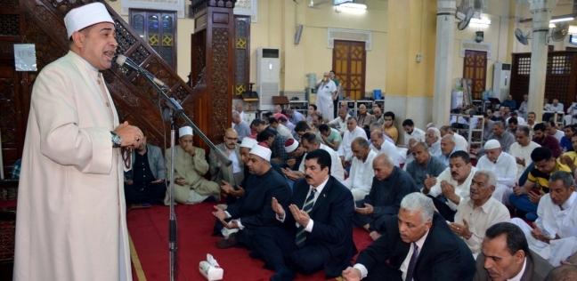 محافظ القليوبية يشهد احتفال الأوقاف بذكرى العاشر من رمضان