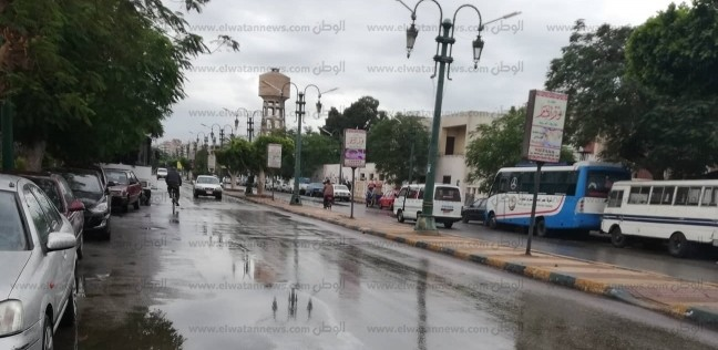 """""""الأرصاد"""" توضح درجات الحرارة المتوقعة غدا.. والعظمى بالقاهرة 21"""