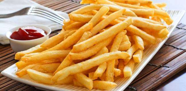 البطاطس المقلية