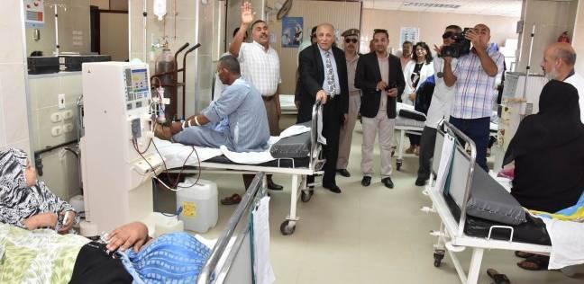 """""""الطب العلاجي"""": 19 مليون مريضا ترددوا على أقسام الاستقبال بالمستشفيات"""
