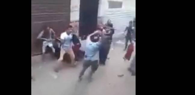 إصابة 4 أشخاص خلال مشاجرة بسبب أولوية المرور في مركز الشهداء بالمنوفية